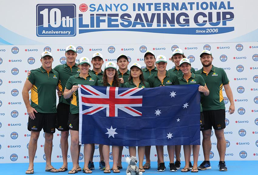 ついに10連覇! 総合優勝はオーストラリア。