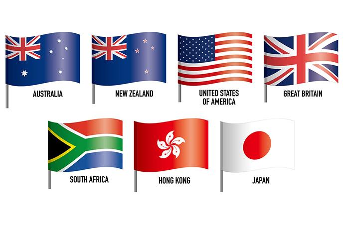 出場国・地域が決定しました
