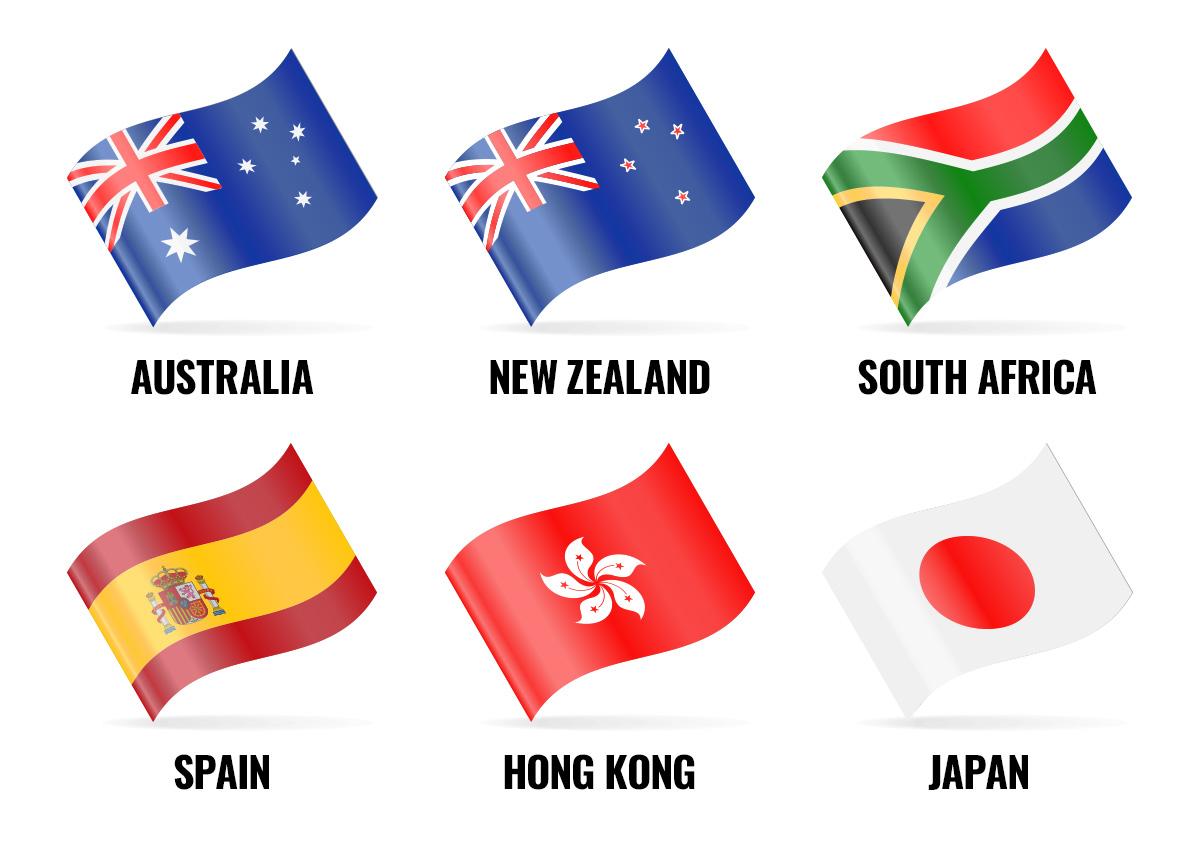 出場国決定